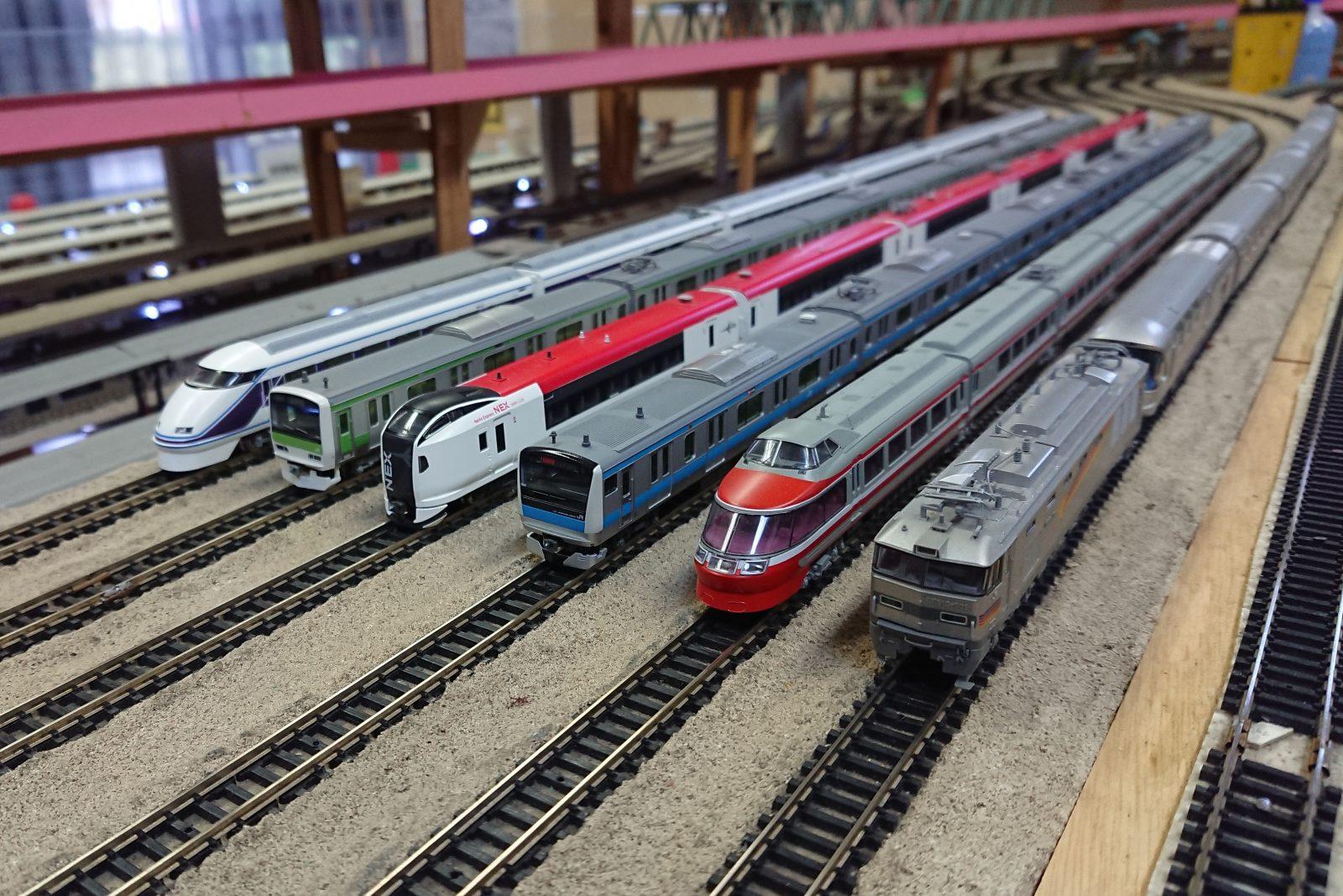 鉄道模型 のぞみ会
