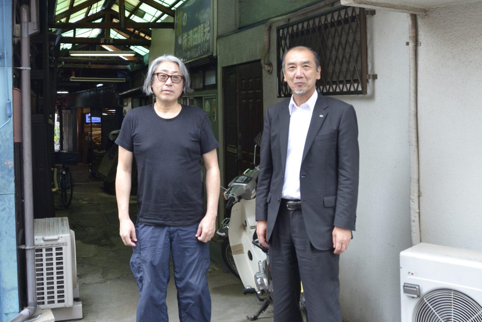 のんきにお散歩を楽しめる 昭和の風情が残る商店街