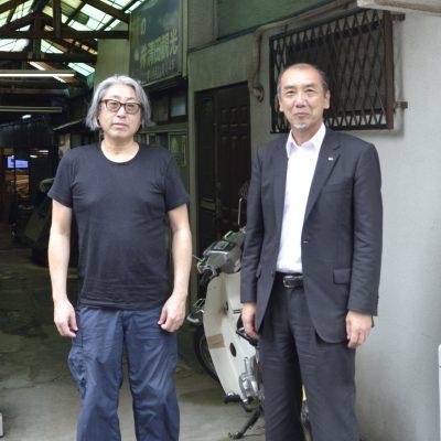 のんきにお散歩を楽しめる昭和の風情が残る商店街