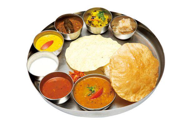 南インド料理 A-Raj