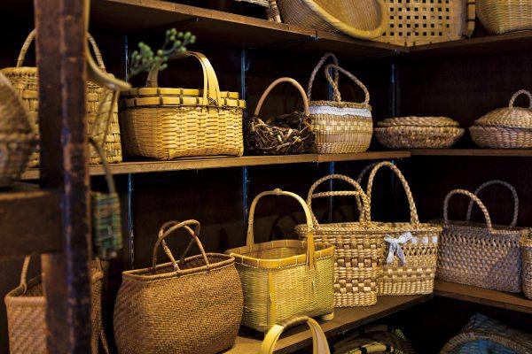暮らしの竹かご屋  市川商店