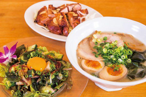 麺料理とアジアンごはん HARE-ZOU
