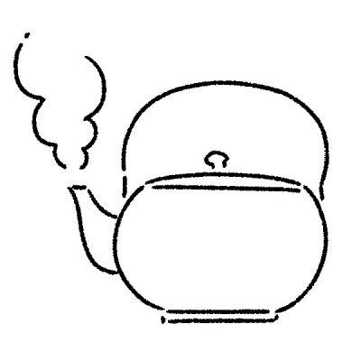 こだわりの日本茶と 和スイーツを味わう