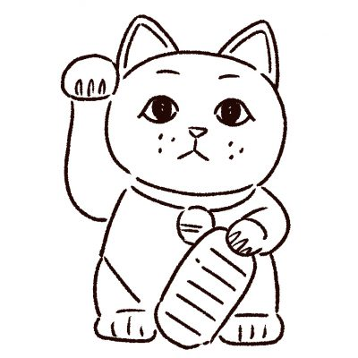 個性豊かな猫ちゃんの表情に癒される